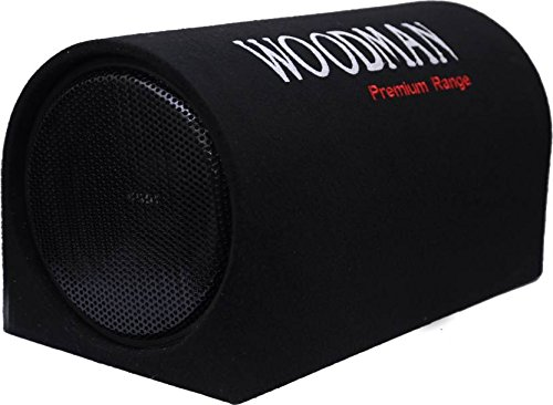 woodman bt10 10-inch bass tube with in-built amplifier (black) Woodman BT10 10-inch Bass Tube with In-Built Amplifier (Black) 41lB2dcAj7L