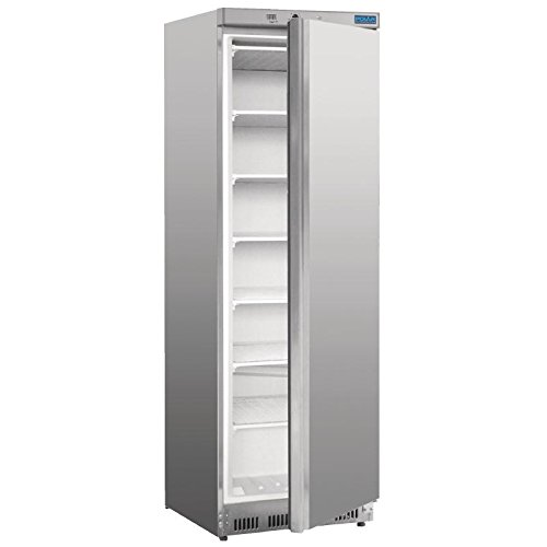 Polar Freestanding Single Door Freezer 365 Ltr 1850X600X600mm Restaurant Catering Commercial