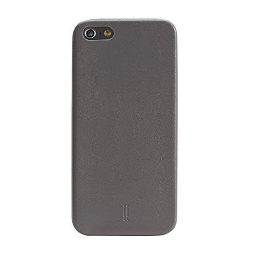 Aiino Elegance Schutzhülle Handyhülle Cover Case für Apple iPhone 6 Plus - Orange Grau