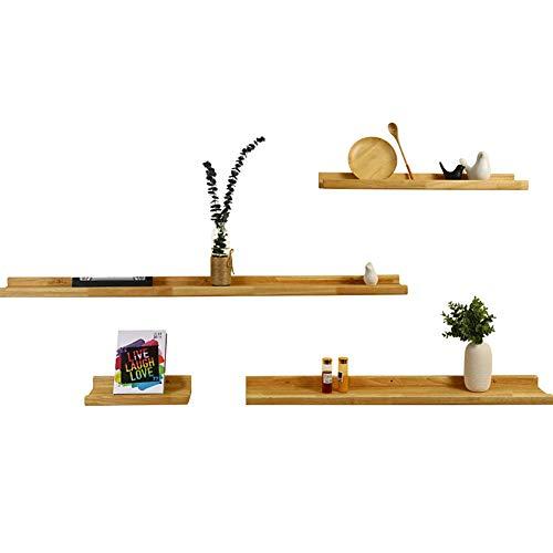 Whydianpu parete divisoria in legno massello per soggiorno parete attrezzata per soggiorno scaffale di stoccaggio