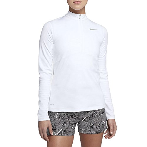 Nike Dri Fit Lightweight Half Zip LC Golf Pullover 2018 Women (Womens Nike Dri Fit Jacket)