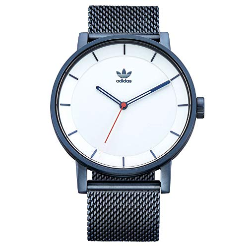 Adidas Originals District_m1 Watch One Size Navy/Silver Sunray/Red
