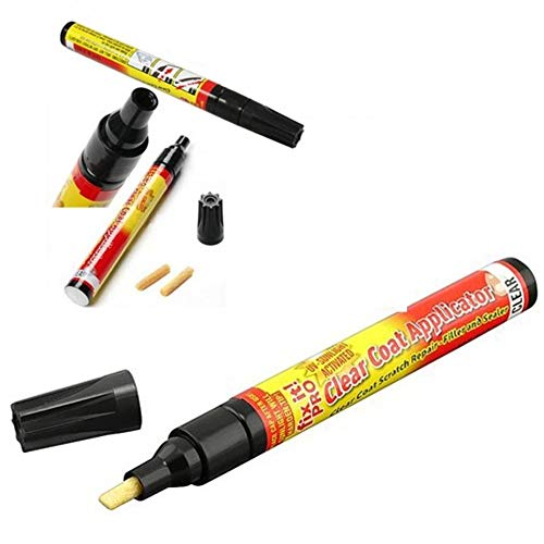 TEN-G Fix It Pro Car Coat Scratch Cover Repair Painting Pen for All Cars All Color Not for Deep Scratch