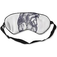 Sleep Eye Mask Creative Heart Lightweight Soft Blindfold Adjustable Head Strap Eyeshade Travel Eyepatch E18 preisvergleich bei billige-tabletten.eu