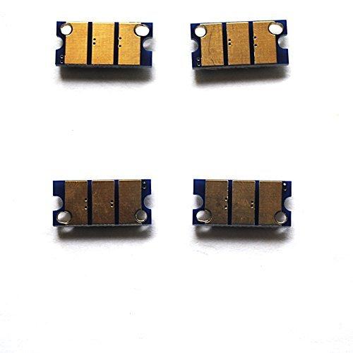 4pcs Drum Image Unit Reset Chip For Konica Minolta Bizhub C200 C203 C253 C353 C210 CMYK by inktonerchip (Konica Minolta C200)