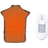 Heizkissen Für Nacken Und Schultern,64×54 Cm Wärme-Therapie-Pad Für Rücken,Relief Müdigkeit Und Muskelschmerzen... preisvergleich bei billige-tabletten.eu