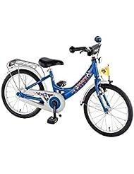 """Puky ZL 16 - Bicicleta para niños - 16"""" azul Tamaño de la rueda 16 pulgadas 2018 Bicicletas para niños"""