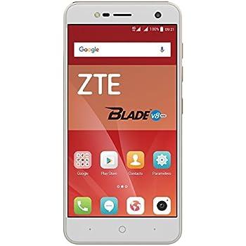 ZTE Blade V8 Mini Smartphone portable débloqué 4G (Ecran: 5 pouces - 16 Go - Double Nano-SIM - Android)