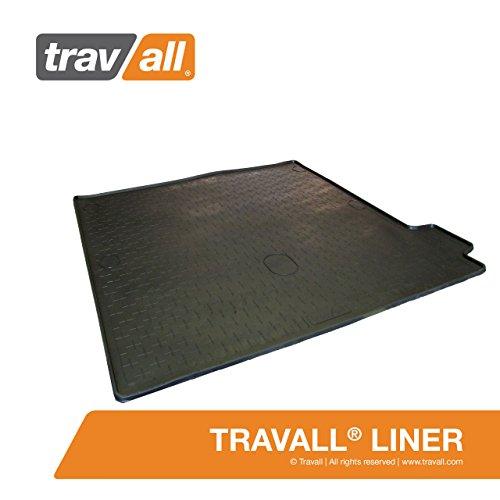 T-liner (Travall® Liner Kofferraumwanne TBM1062 - Maßgeschneiderte Gepäckraumeinlage mit Anti-Rutsch-Beschichtung)