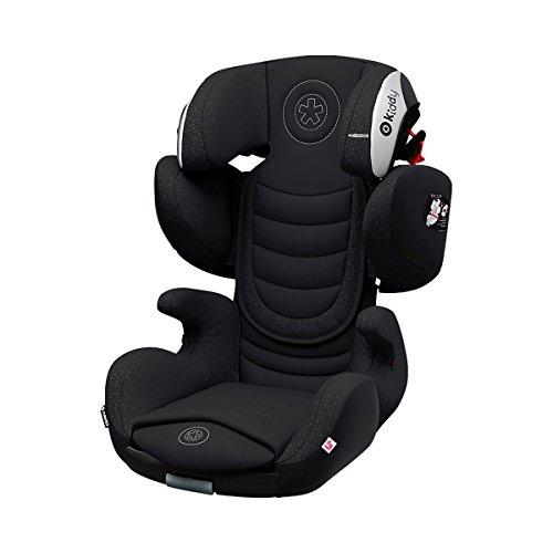 Preisvergleich Produktbild Kiddy Kaboosh 41553GF060 Autositz Cruiserfix 3 010 Onyx Black