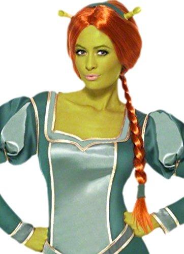 Imagen de erdbeerloft–mujer shrek princesa fiona disfraz, m de l, gris gris large alternativa