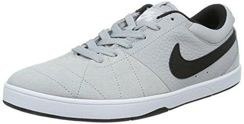 Nike Herren Rabona Skaterschuhe, Grau/Schwarz/Weiß (Wolf Grey/Black-White), 42 EU (Rabona Schuhe Herren)