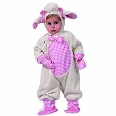 Idea Regalo - Dress Up America Simpatico costume da agnello al pascolo