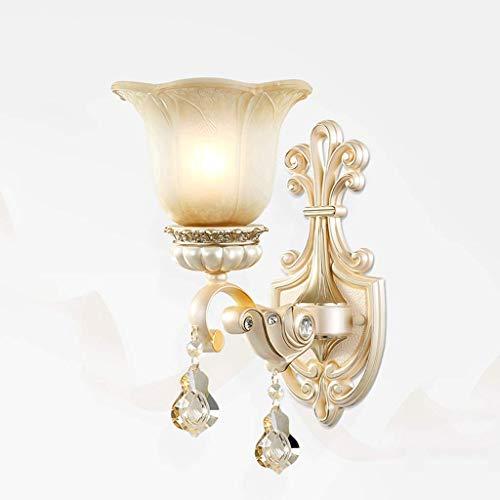 Seven stars Lampe de Chevet Applique Chambre Lampe de Chevet Creative Crystal Aisle Escalier Salon Applique