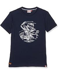 Lego Wear Boy Ninjago Teo 301, T-Shirt Garçon