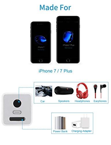 41lBEBARlUL - [Amazon.de] IQIYI Lightning Adapter auf Klinke und Lightning mit Kopfhörersteuerung für 18,84€ statt 28,99€