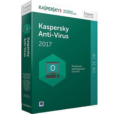 KASPERSKY ANTIVURUS