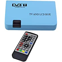 Decoder mini dvb-t digitale terrestre usb rec monitor uscita vga. MEDIA WAVE store ®