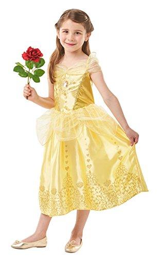 Rubie 's 640710M Disney Princess Belle Gem Kostüm, Mädchen, ()