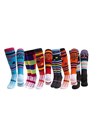 WackySox Bildschirmschoner Bundle 6 Für 4 Paare Rugby-Eishockey Socken - Best In Show Erwachsenen Schuhgröße 41-46
