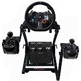 GT Omega PRO Supporto per Volante per Logitech G920 G923 G29 Driving Force Volante, Pedali e Cambio Montaggio V1…