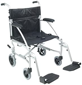 NRS Attendant Controlled Lightweight Travel Chair