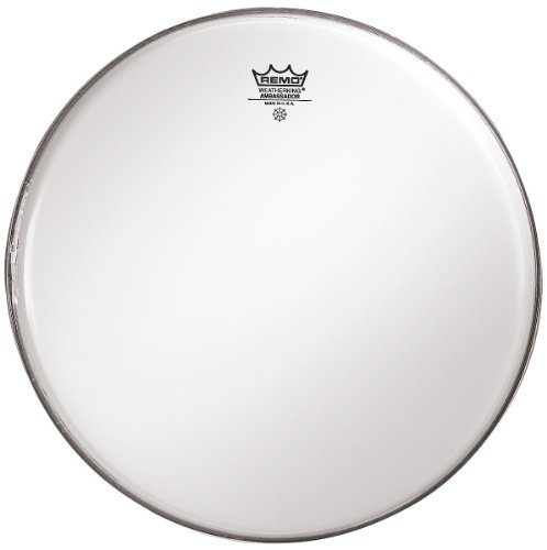 Remo ba0218–00 18 Tom Tom Drum Head (Remo Bass Drum Head 20)
