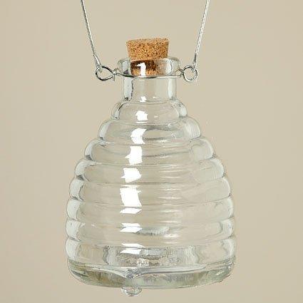 trappola-per-vespe-in-vetro-chiaro-h13-d9cm