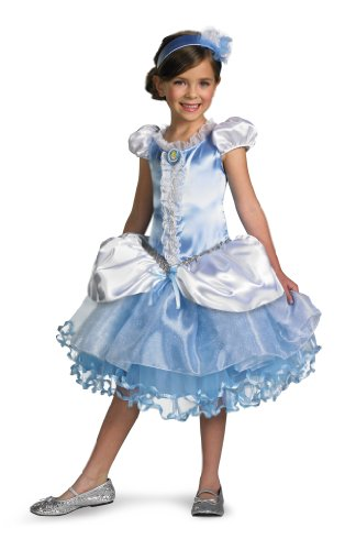 Disguise DI39626-S Cinderella Tutu Prestige Kost-m Gr--e Medium (Die Bad News Bears)