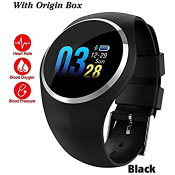YUEERWAN Bluetooth Lady Smart Watch Fashion Women Heart Rate ...