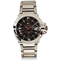 Tommy Hilfiger Analog Grey Dial Men's Watch-NTH1790469J