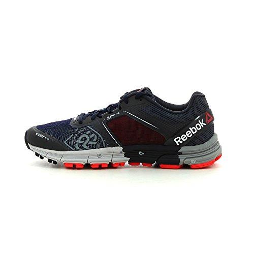Chaussures One Cushion 3.0 CIT Indigo - Reebok Indigo / purple