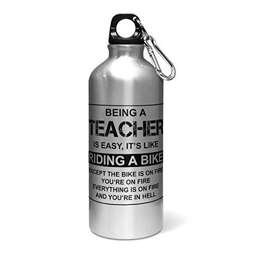 400ml Being A Teacher est facile d'équitation C'est