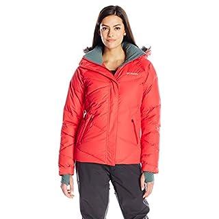 Columbia Women's Lay D Down Ski Jacket - Red Camellia, Medium