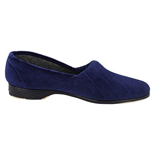 Lady Love , Sandales Compensées femme Bleu