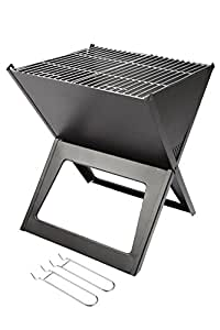 Barbecue pieghevole Barbecue portatile Barbecue da cameggio Barbecue da giardino NOVITA' Prezzo di vendita consigliato 89,--