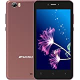 "SANSUI S74 (DUAL 4G VoLTE, 2GB RAM, 16GB ROM, 5.0"" IPS DISPLAY, DUAL WHAT'S APP) ROSE GOLD"