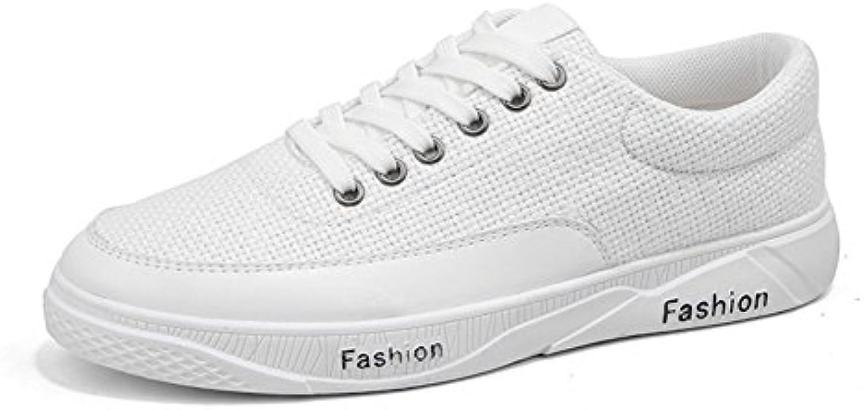 Zapatos casuales para hombres Ropa interior de ejercicio transpirable al aire libre Zapatillas de deporte Comfort