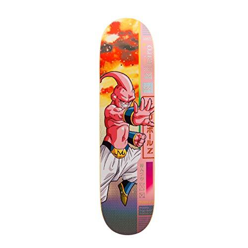 Primitive Ribeiro Buu 8 Inch Skateboard Deck 8 inch Multi (Primitive Skateboards-deck)