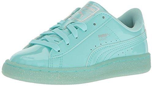 PUMA-Kids-Basket-Patent-Iced-Glitter-PS-Boat-Shoe