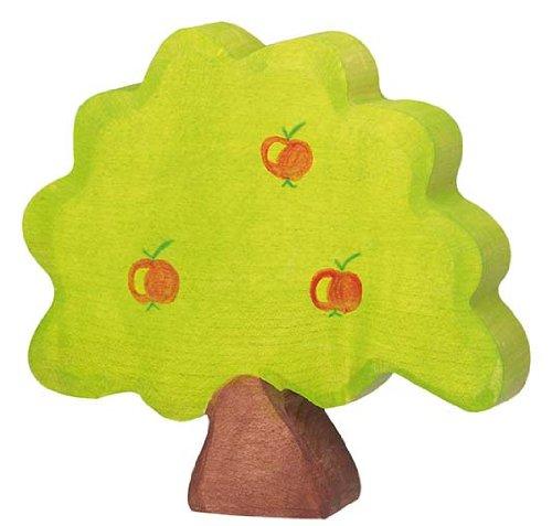 Preisvergleich Produktbild Holztiger Apfelbaum, klein, 80217