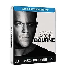 Jason Bourne (Steelbook) (Blu-Ray)