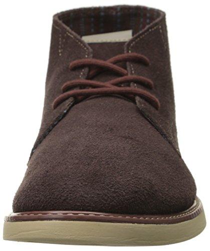 Volcom Del Mesa Shoe, Bottes Chukka homme Marron (vintage Brown Vbn)