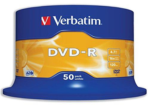 Verbatim 43548 4.7GB 16x DVD-R M...