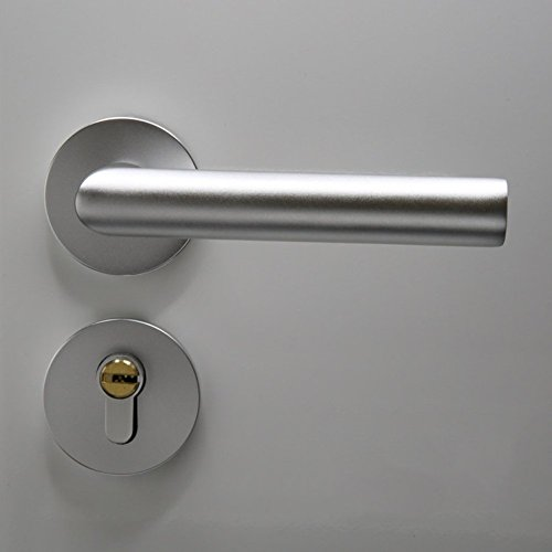 LSS Cerradura de Puerta Espacio de Aluminio Cerradura de Puerta sólida Dividida...