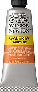Galeria Tube Acrylic Colour, Cadmium Orange Hue, 60 ml