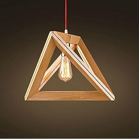 ZQ@QX Lampadari decorativi illuminazione domestica Loft il