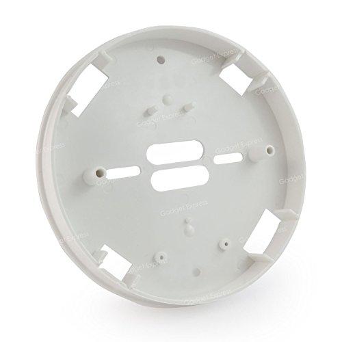 Kidde SMK4896 Surface Mount Pattress Plate for Kidde FireX Smoke and Heat Alarms by Kidde - Surface Mount