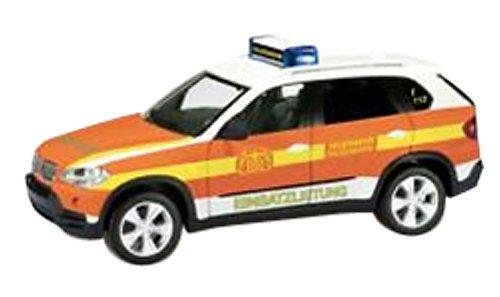 """Herpa 090797 BMW X5™ Einsatzleitwagen """"Feuerwehr Parderborn"""""""