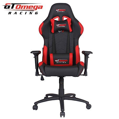 Fauteuil gamer GT Omega Racing